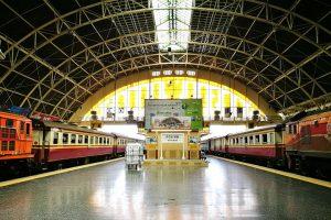 รถไฟสายใต้-สุไหงโกลก เปิดปกติ12 ก.ย.เฝ้าระวังเหตุร้ายก่อนวันฮารีรายอ